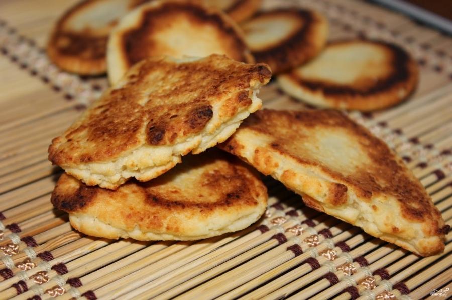 Творожное тесто без масла - фото шаг 6
