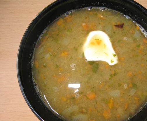 гороховый суп до года рецепты