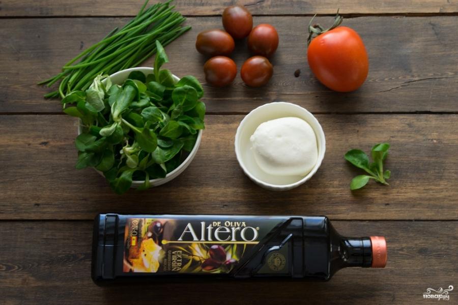 Закуска к мохито - фото шаг 1