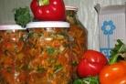 Заправка из моркови и лука на зиму