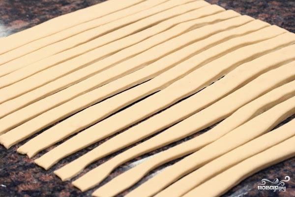 Пасхальные корзиночки - фото шаг 3