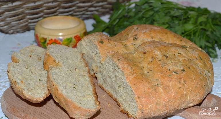 Рецепт хлеба пошаговый фото