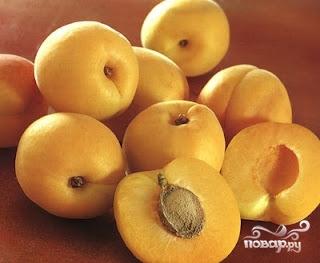 Рецепт Конфитюр из абрикосов