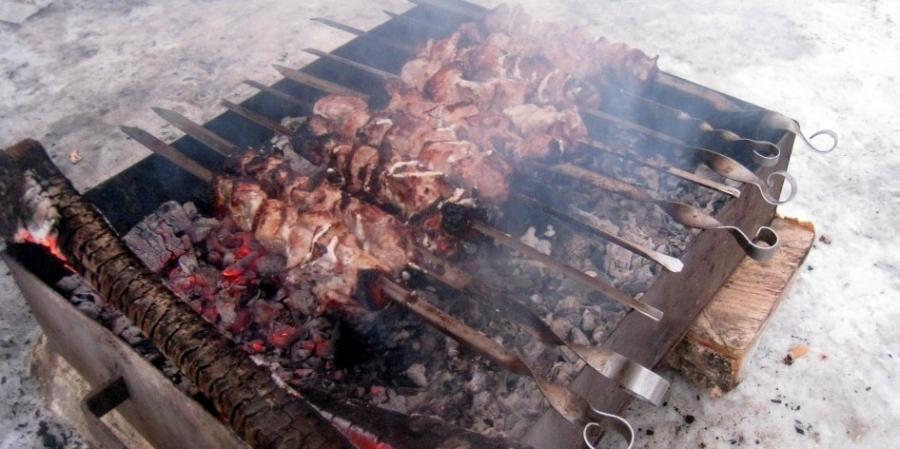 Маринад из кефира для свинины - фото шаг 3