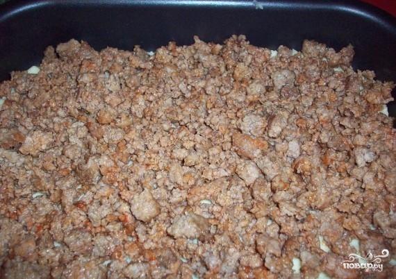Картофельное пюре с фаршем - фото шаг 4