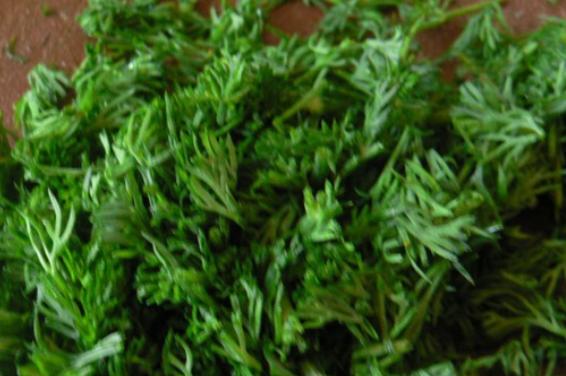 Фасолевый салат с грибами - фото шаг 3
