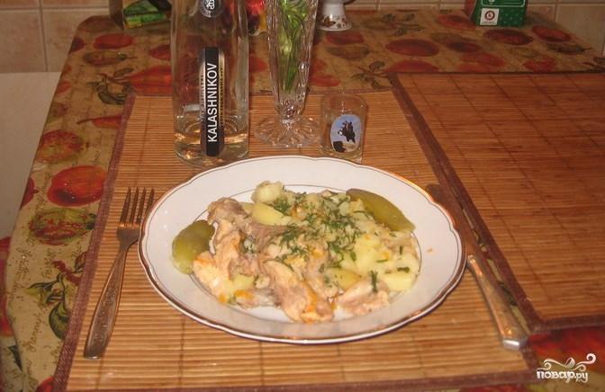 Как приготовить макароны по флотски с фаршем в сковороде