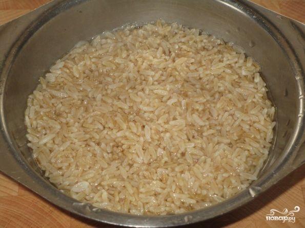 Рисовые чипсы - фото шаг 1