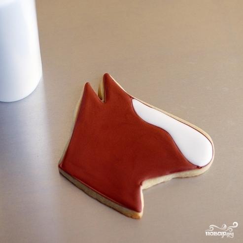 """Печенье """"Лошадь"""" - фото шаг 2"""