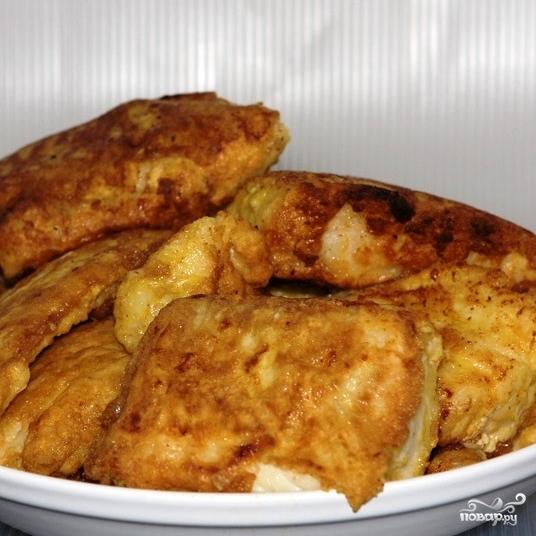 Жареное филе трески - фото шаг 6