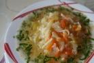 Суп, сжигающий калории