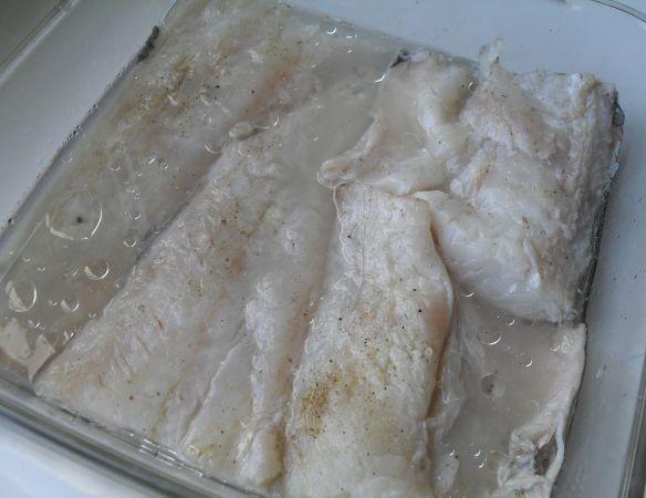Филе минтая в духовке - фото шаг 5