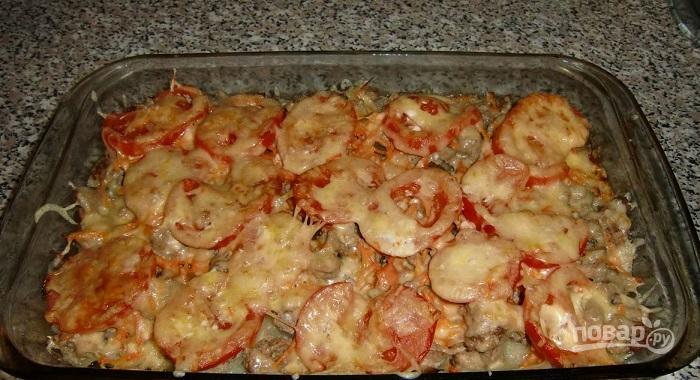 Рецепты из куриного филе с пошаговым фото