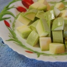 Рецепт Овощной суп-пюре с креветками