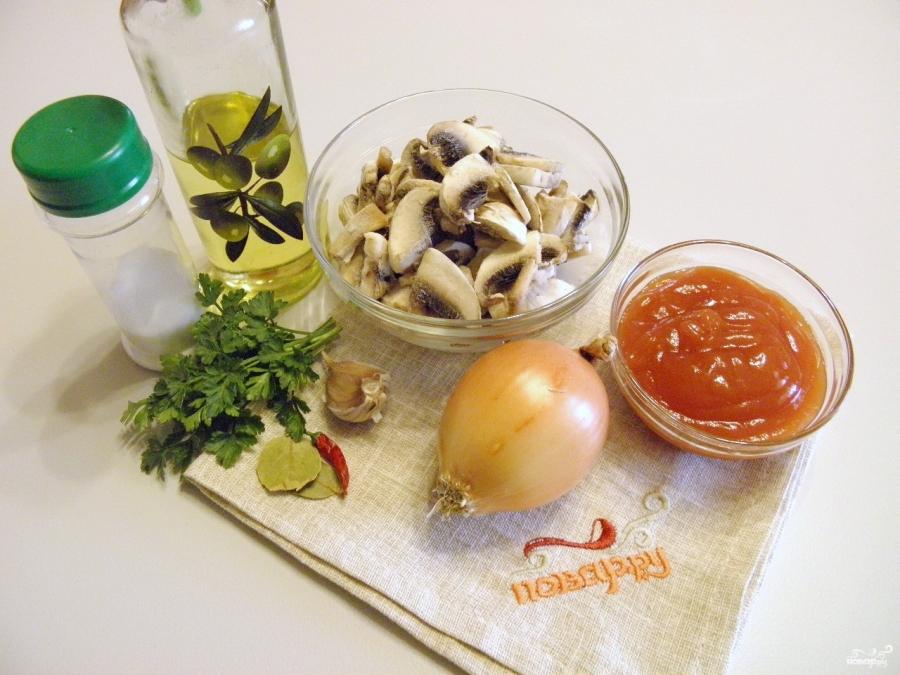 Соус к макаронам - фото шаг 1