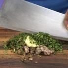 Рецепт Телячьи отбивные с анчоусами