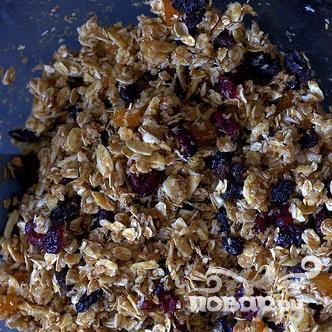 Гранола с миндалем и кокосовой стружкой - фото шаг 2