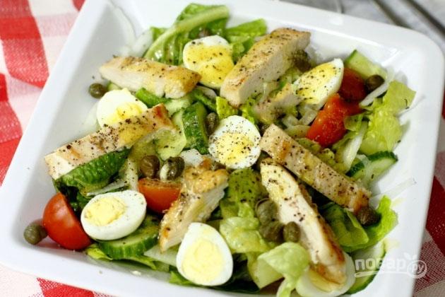 Салат мимоза рецепт со слабосоленой семгой