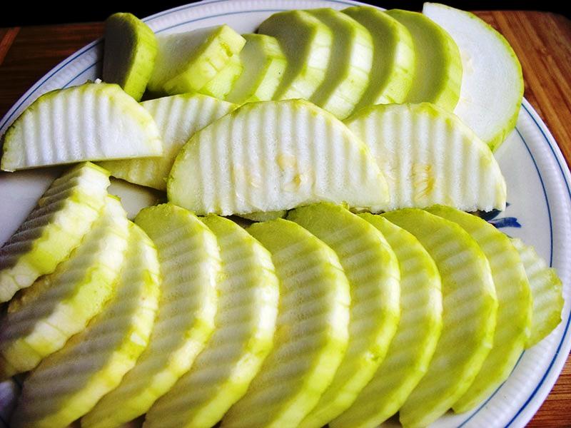 Рецепт Жареные кабачки в кляре