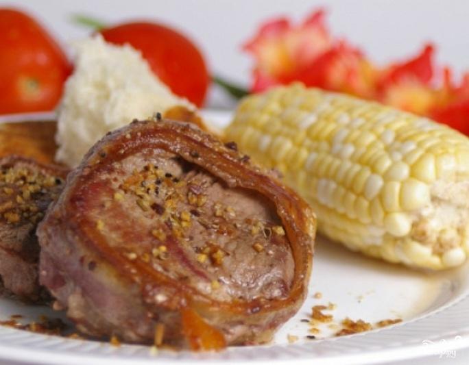 мясо индейки в сметане на сковороде рецепт