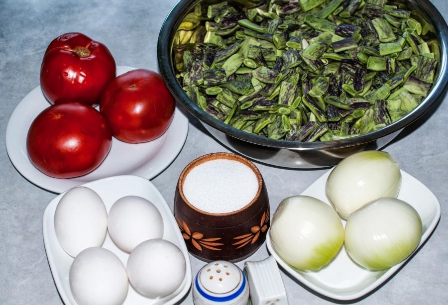 Рецепт Лобио из зеленой фасоли