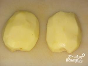 Картофель в рукаве для запекания - фото шаг 3