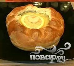 Мумбайская похлебка в хлебе - фото шаг 2