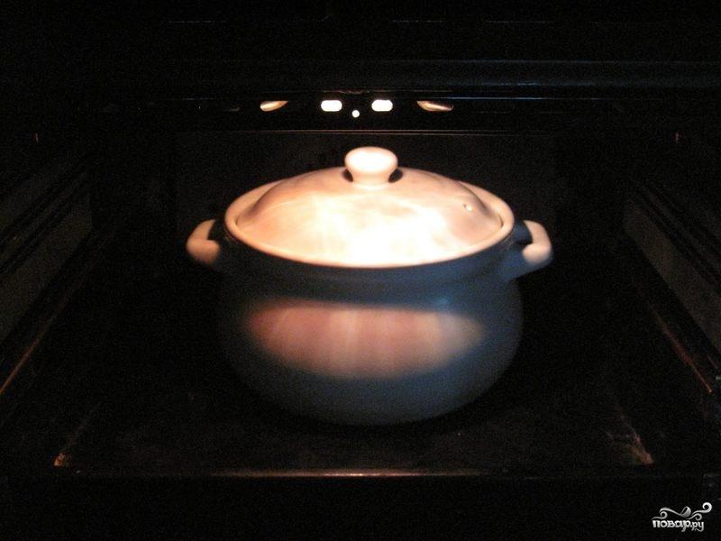 Свинина на ребрышках в духовке - фото шаг 5