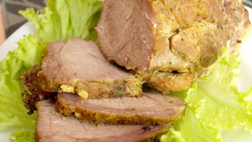 рецепт мяса в пакете варить