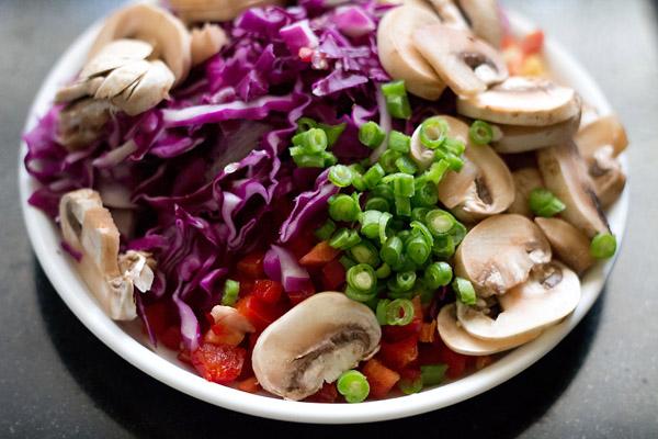 Рецепт Вегетарианский борщ