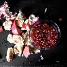 Рецепт Запеченная цветная капуста с йогуртом и гранатом