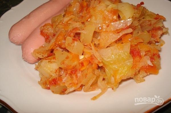 рагу с картошкой в мультиварке рецепты с фото с мясом