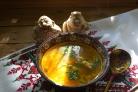 Суп с паприкой