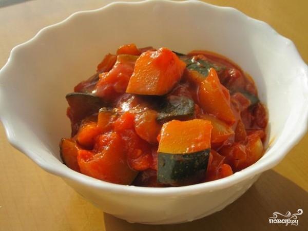 рецепты приготовления кабачков рагу