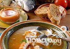 Рыбный суп по-марсельски - фото шаг 4