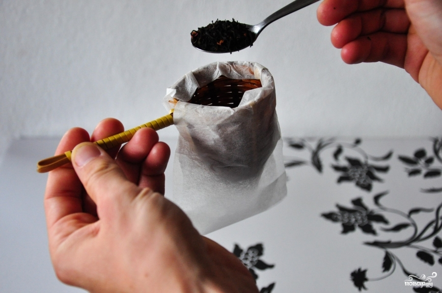 Тайский чай - фото шаг 2