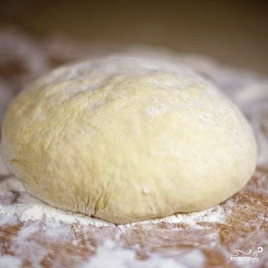 Дрожжевое тесто для пирожков - фото шаг 12