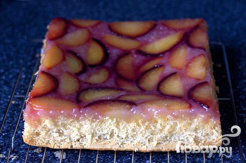 Пирог со сливами - фото шаг 5