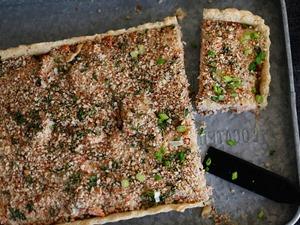 Пирог с копченой рыбой - фото шаг 12