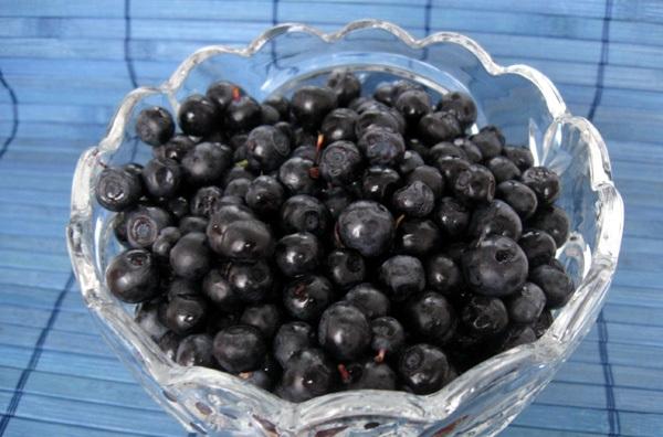 Рецепт Варенье из черники густое