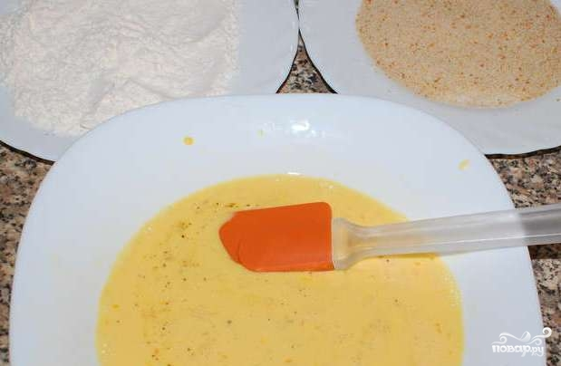 Шницель из грудки - фото шаг 2