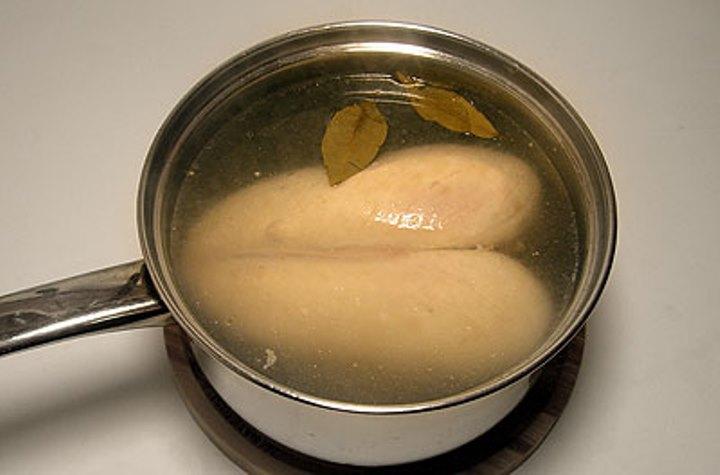 Рецепт Жульен с курицей и лисичками
