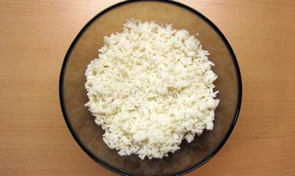 Пирожки с рисом и рыбой - фото шаг 5