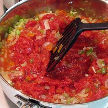 Сырный Тортеллини с мясным соусом - фото шаг 10
