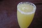 Коктейль Лимончелло с шампанским