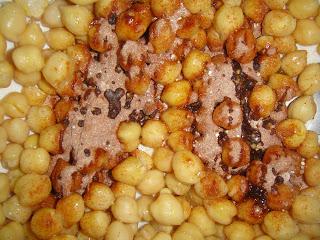 Нут, запеченный в духовке - фото шаг 2