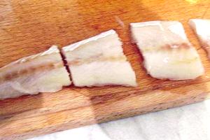 Рецепт Mинтай в кляре на сковороде