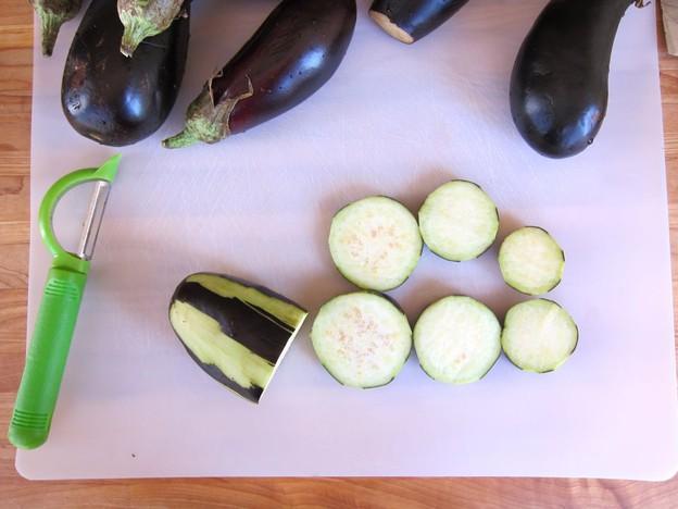 Мусака овощная запеченная - фото шаг 1