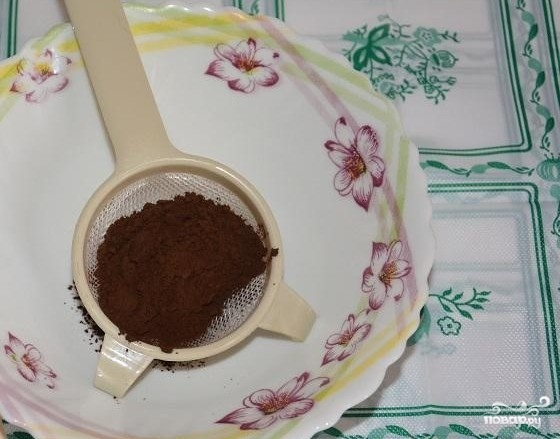 Горячий шоколад из кэроба - фото шаг 1