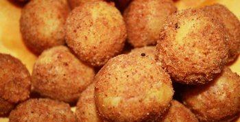 Картофельные крокеты с ветчиной - фото шаг 11